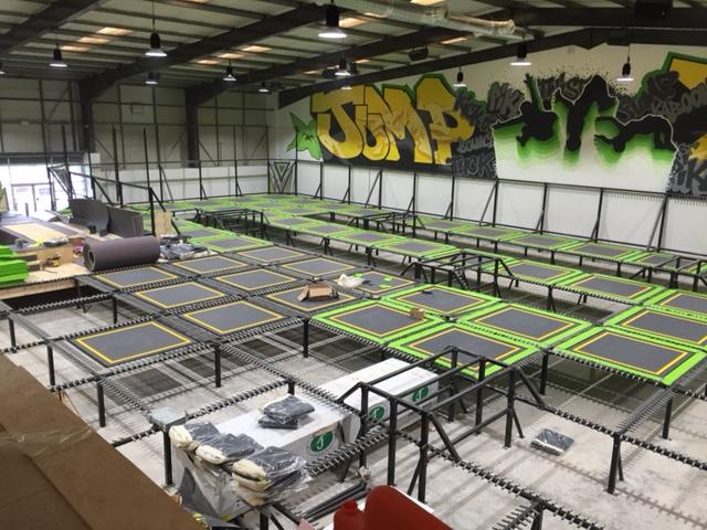 Dsg Assists Trampoline Park Start Up Liverpool Business News
