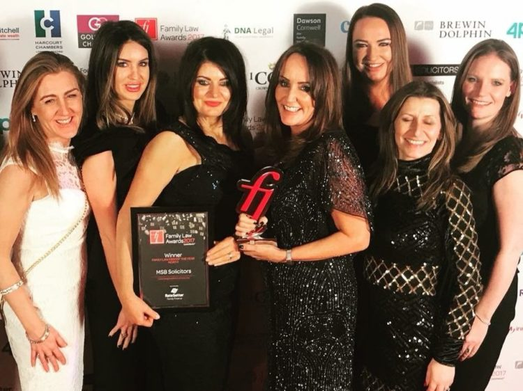 msb solicitors named family law regional firm of the year for the