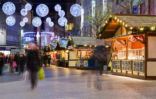 e7889880e69 Liverpool s Christmas markets are open - Liverpool Business News