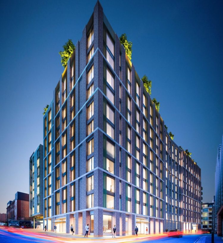 Elliot Group secures planning consent for £36m Liverpool ...
