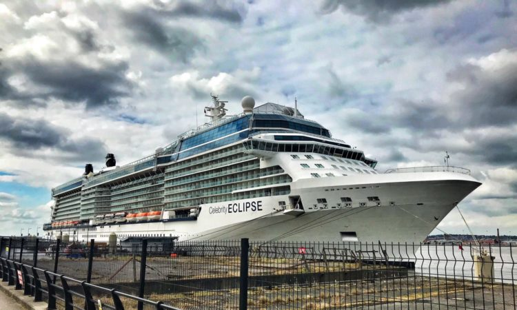 Celebrity Eclipse - Itinerary Schedule, Current Position ...