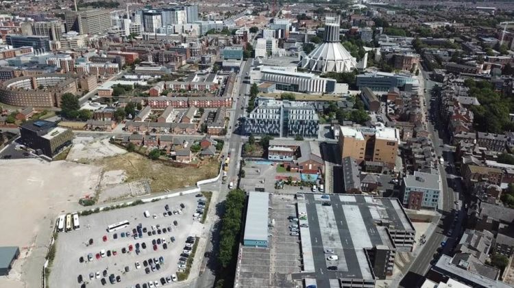 New Liverpool city centre district could see the creation of 7,000