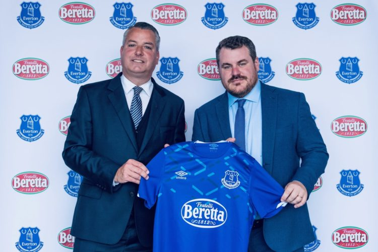 Everton Fc Extends Commercial Partnerships With Fratelli Beretta And Usm Liverpool Business News