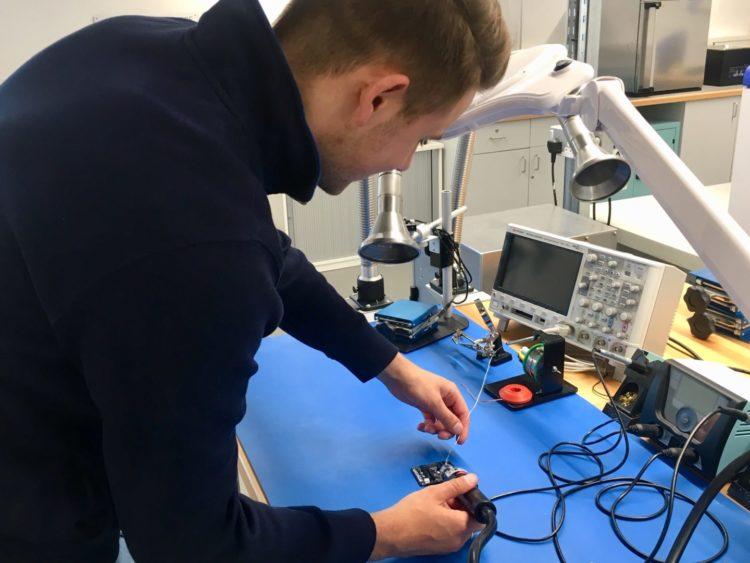 Sensor City tackles tech skills shortage with matching