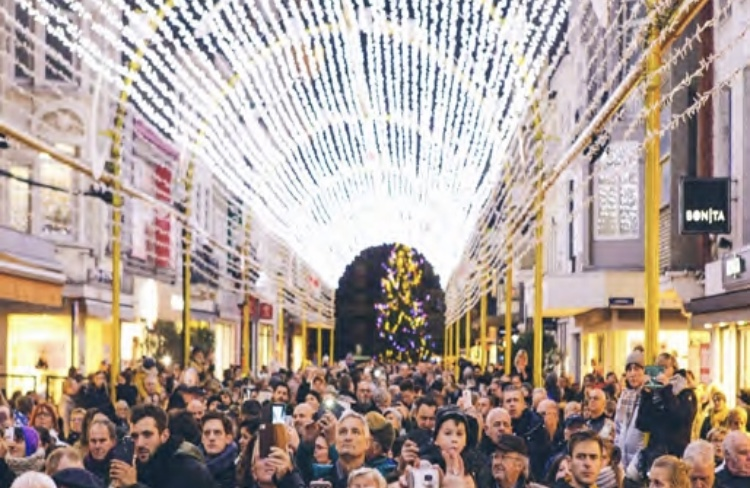 Video Bid Brings Music And Light Spectacular To Liverpool This Christmas Liverpool Business News